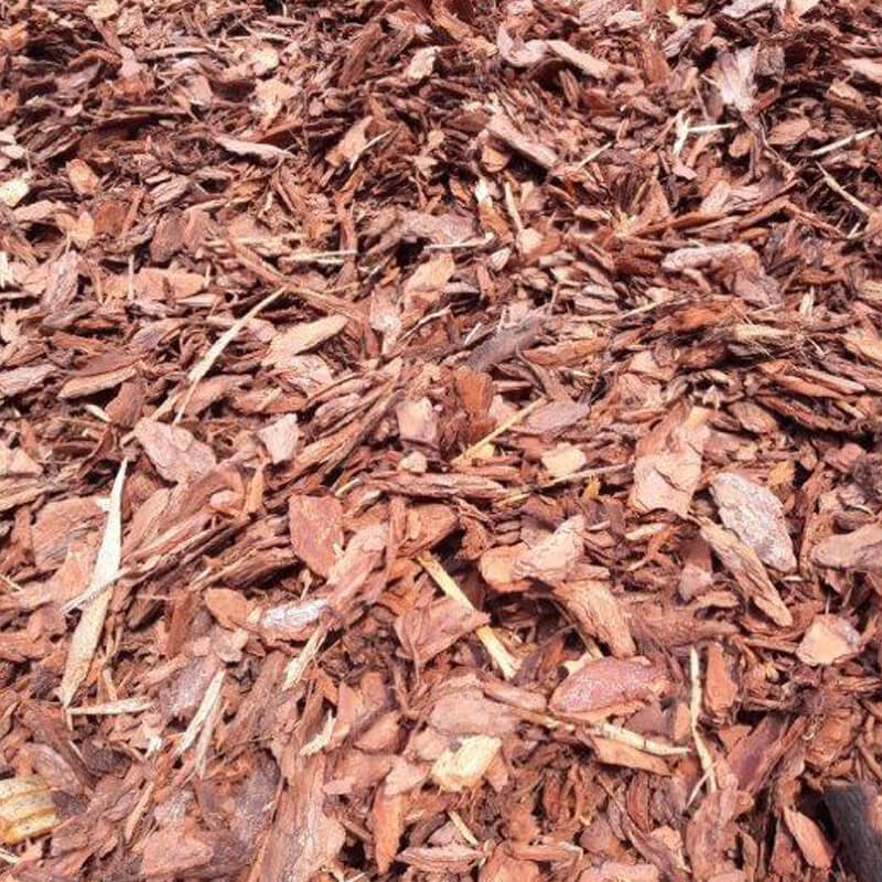 pine bark mulch pine bark fines southern landscaping materials 28551
