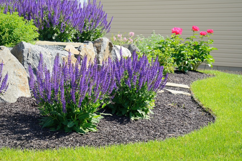 The Benefits Of Using Landscaping Rocks In Your Yard Southern